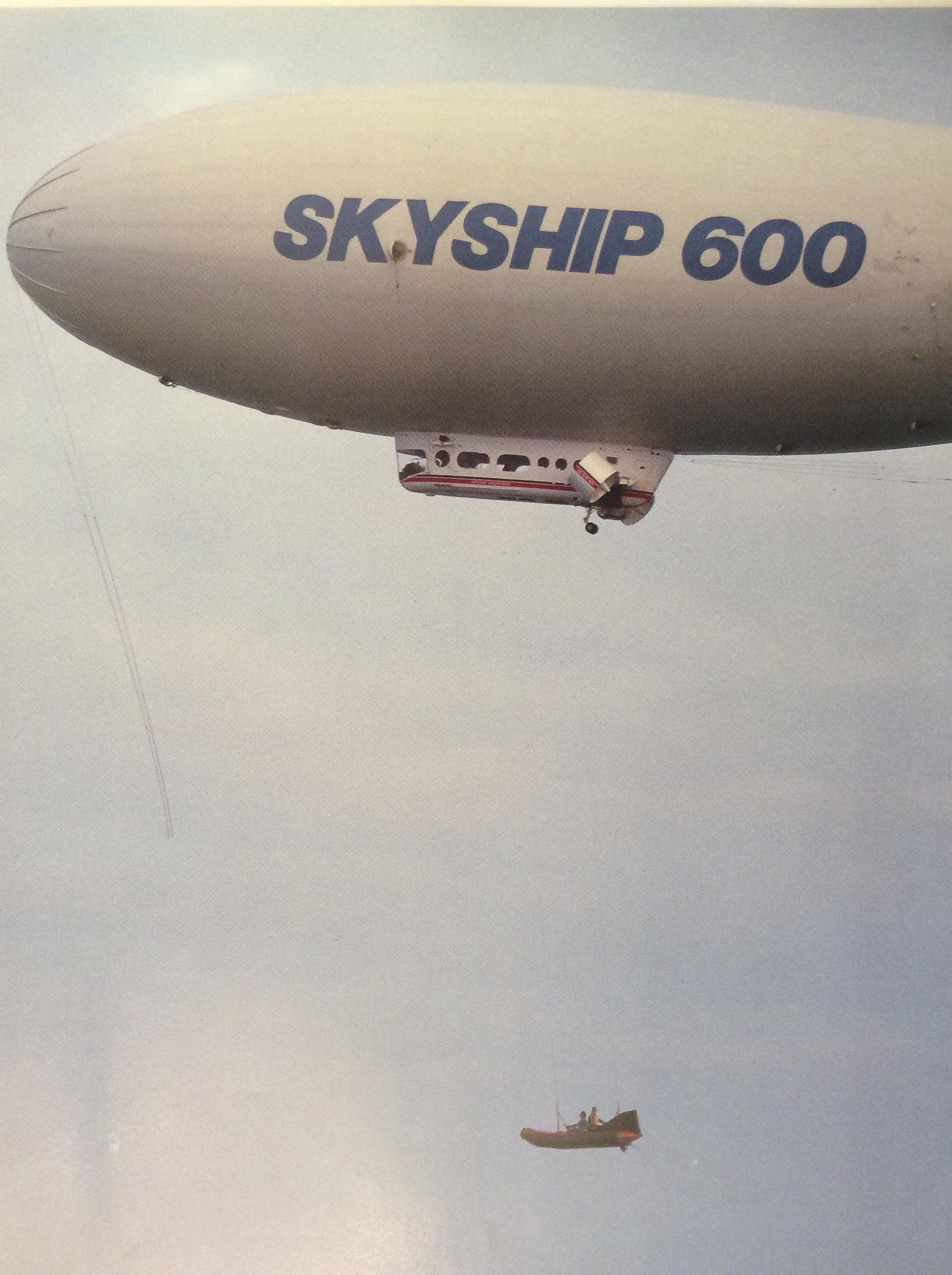 Airships At Cardington furthermore Airship skyship in addition 6057659 likewise Zorin moreover SS 600 Photo Gallery. on airship industries skyship 600