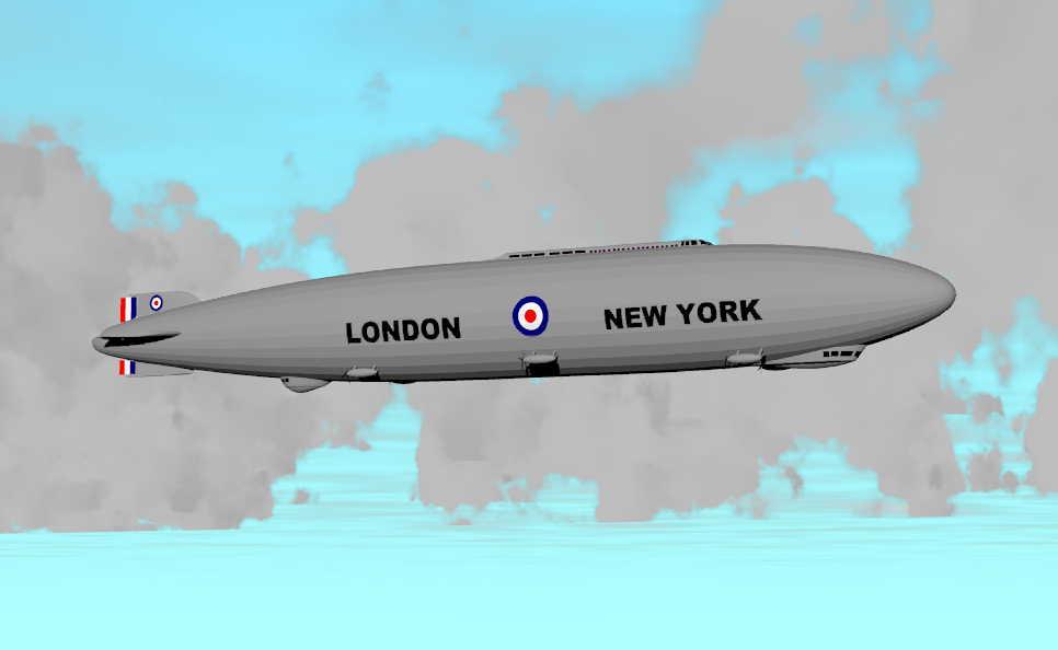 Airshipsonline : Airships : Vickers Project