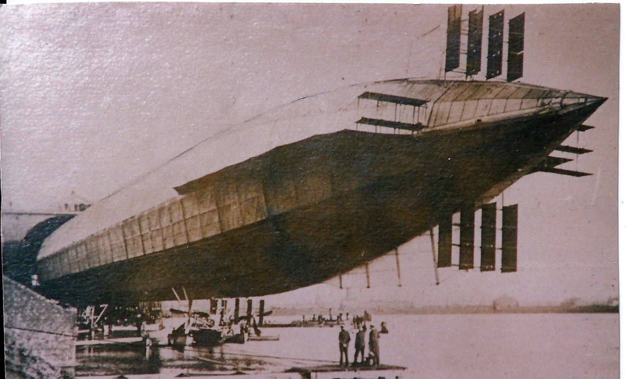 a history of the development of airships These airships offered  history the zeppelin: aboard 'the hotel in  who had joined count ferdinand zeppelin in 1900 as an assistant on the development and.
